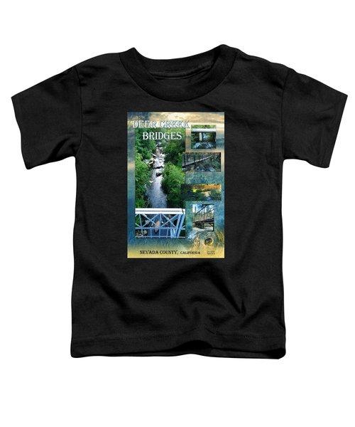 Deer Creek Bridges Toddler T-Shirt