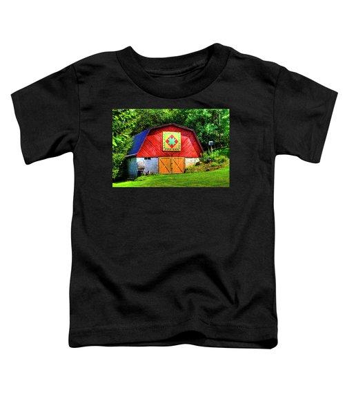 Delectable Mountains Toddler T-Shirt
