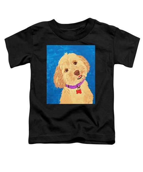 Della Date With Paint Nov 20th Toddler T-Shirt