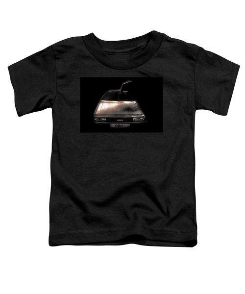 Delorean Toddler T-Shirt