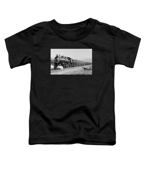 Deluxe Overland Limited Passenger Train Toddler T-Shirt
