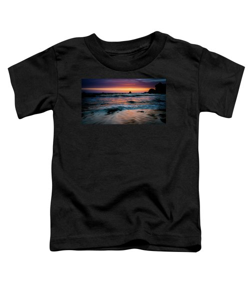 Demartin Beach Sunset Toddler T-Shirt