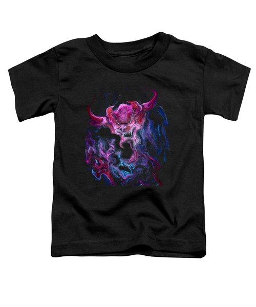 Demon Fire Toddler T-Shirt