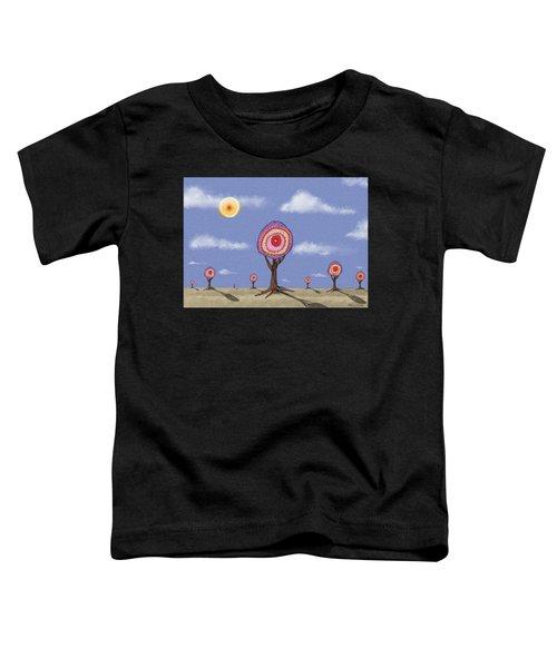 Desert Forest Toddler T-Shirt