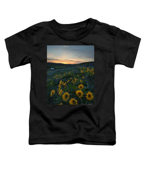 Desert Gold Toddler T-Shirt
