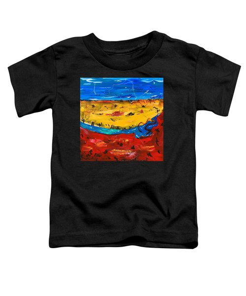 Desert Stream Toddler T-Shirt