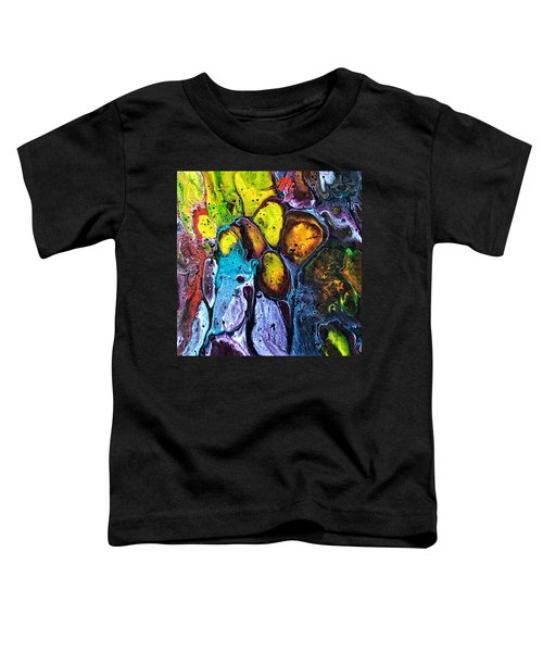 Detail Of Auto Body Paint Technician 6 Toddler T-Shirt