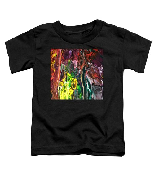 Detail Of Auto Body Paint Technician  Toddler T-Shirt