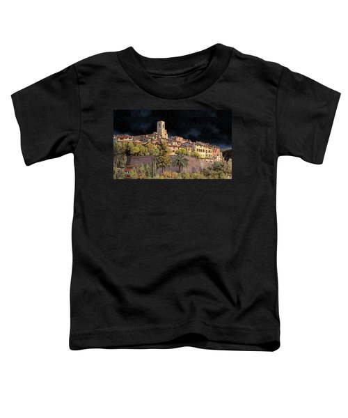 di notte a St Paul Toddler T-Shirt