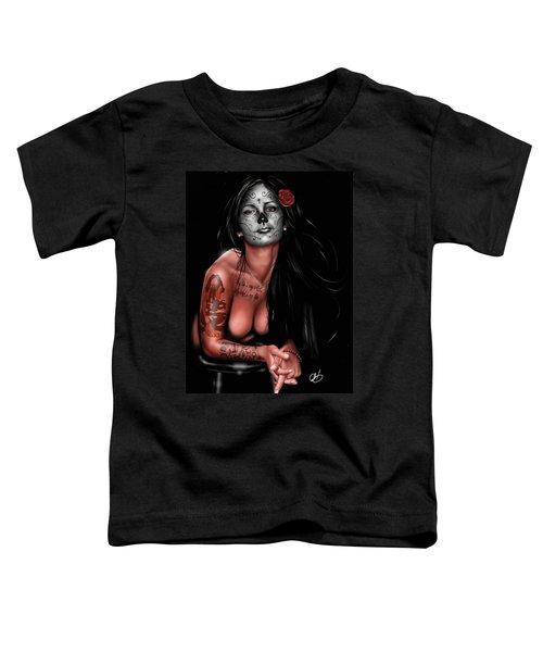 Dia De Los Muertos 4 Toddler T-Shirt