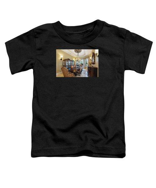 Dining Toddler T-Shirt