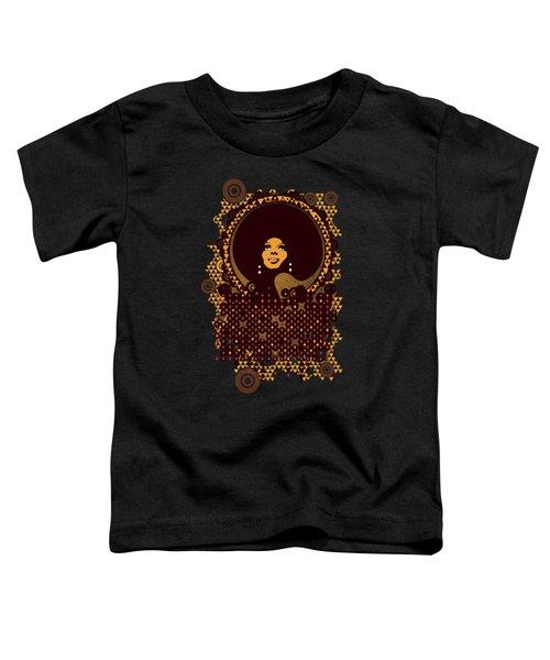 Disco Diva Toddler T-Shirt