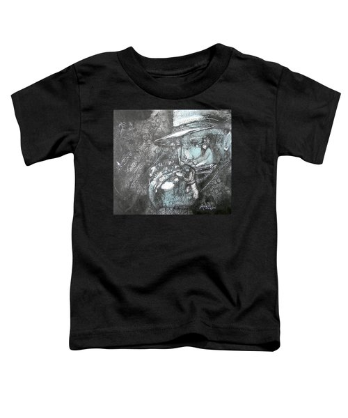 Divine Blues Toddler T-Shirt