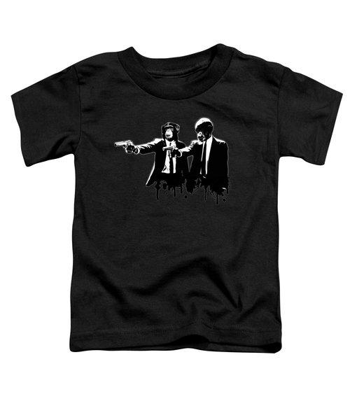 Divine Monkey Intervention Toddler T-Shirt