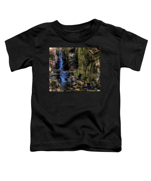 Dixville Notch Flume Brook Toddler T-Shirt