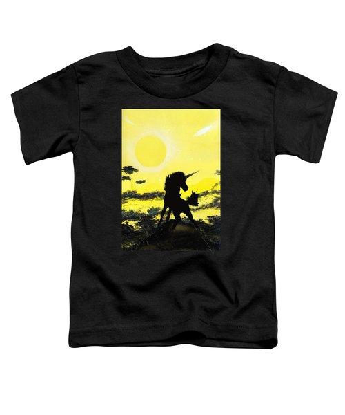 Do You Believe Toddler T-Shirt