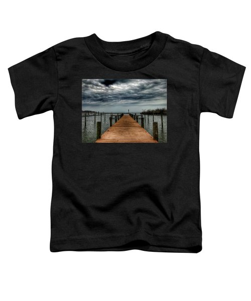 Dock Of The Bay Toddler T-Shirt