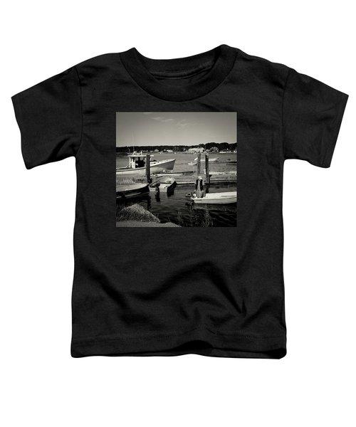 Dock Work Toddler T-Shirt