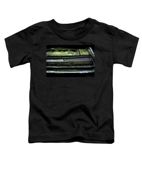Dodge Green Grin Toddler T-Shirt