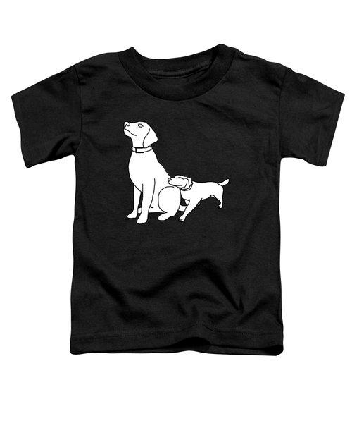 Dog Love Tee Toddler T-Shirt