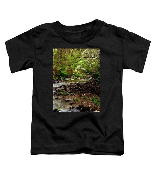 Dogwood At The Bend Toddler T-Shirt