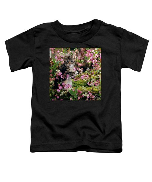 Don't Pick The Flowers Toddler T-Shirt