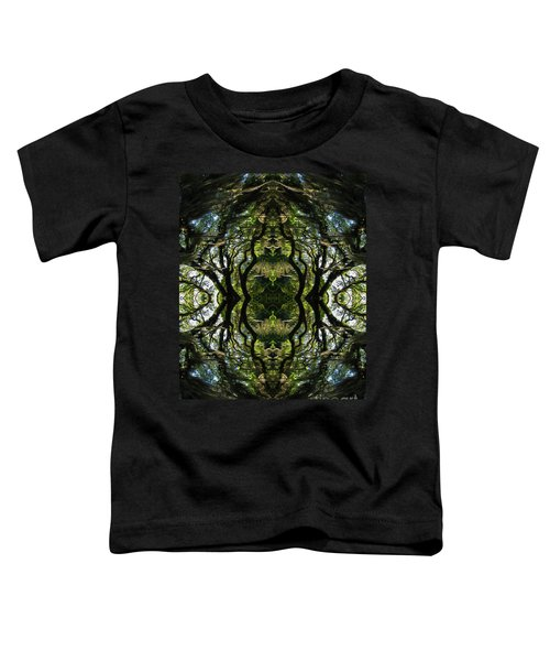 Down The Rabbit Hole Toddler T-Shirt