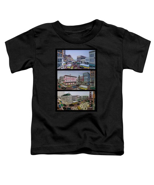 Downtown Portsmouth 1948 Toddler T-Shirt