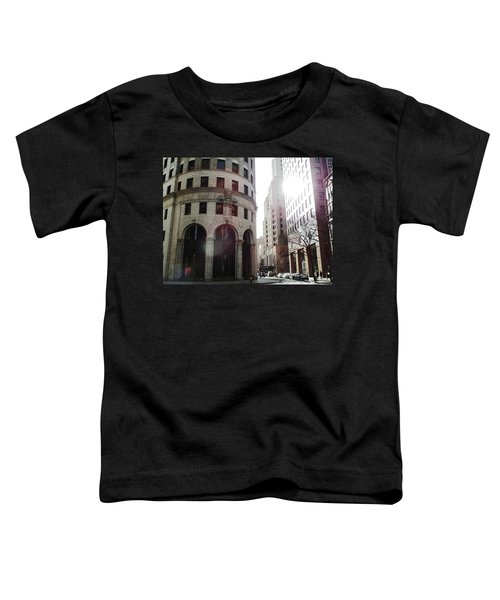 Downtown Providence Toddler T-Shirt