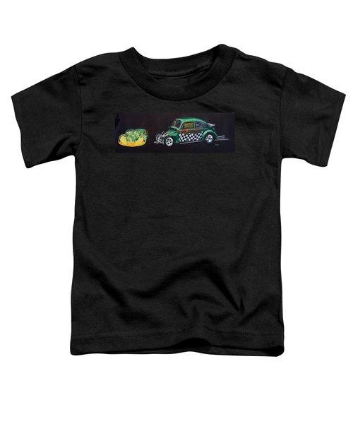 Drag Racing Vw Toddler T-Shirt