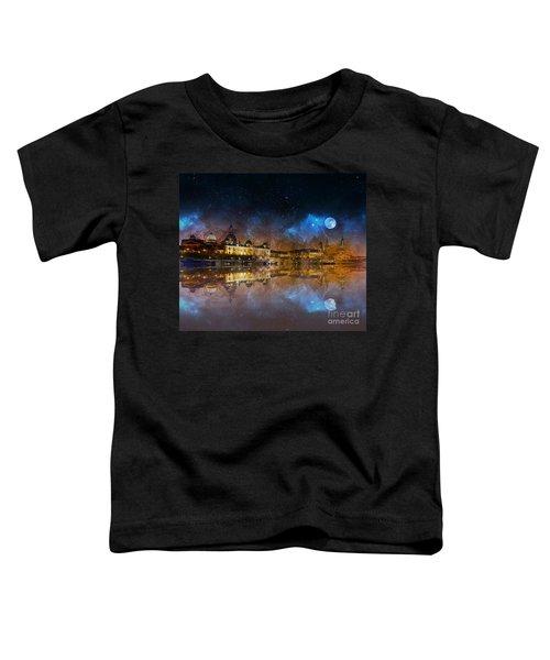 Dresden At Night Toddler T-Shirt