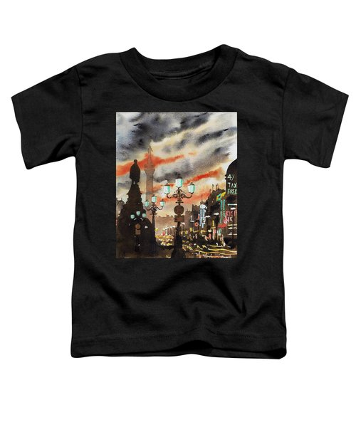 Dublin... The Ghost Of Nelson Toddler T-Shirt