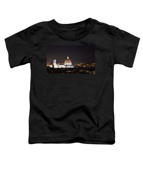 Duomo Illuminated Toddler T-Shirt
