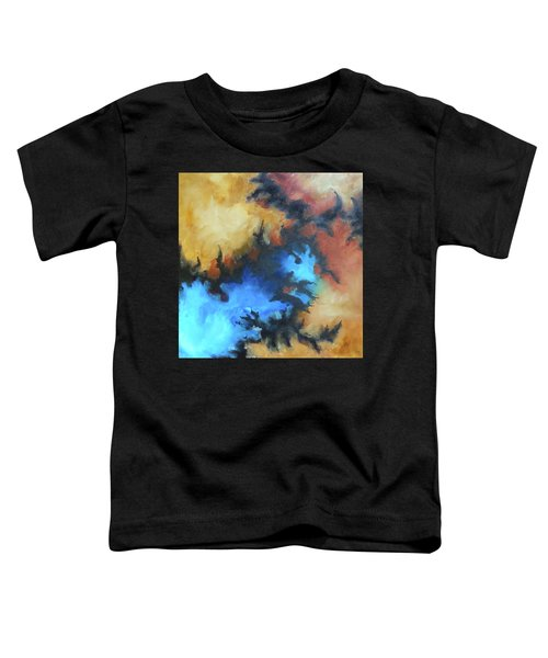 Dynasty Expressionist Painting Toddler T-Shirt