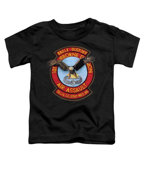 Eagle Dustoff Toddler T-Shirt
