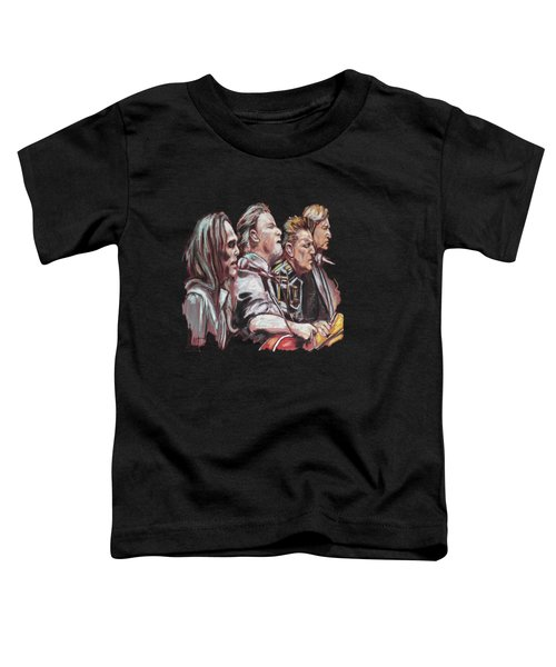 The Eagles Toddler T-Shirt by Melanie D