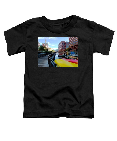 East Cambridge  Toddler T-Shirt