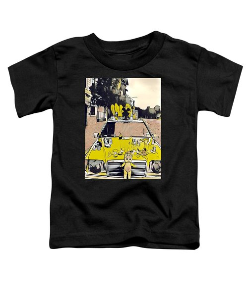 East Side Electric Toddler T-Shirt