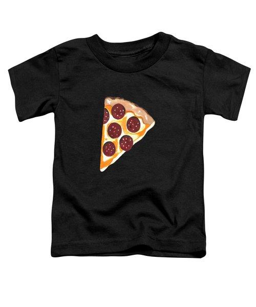 Eat Pizza Toddler T-Shirt