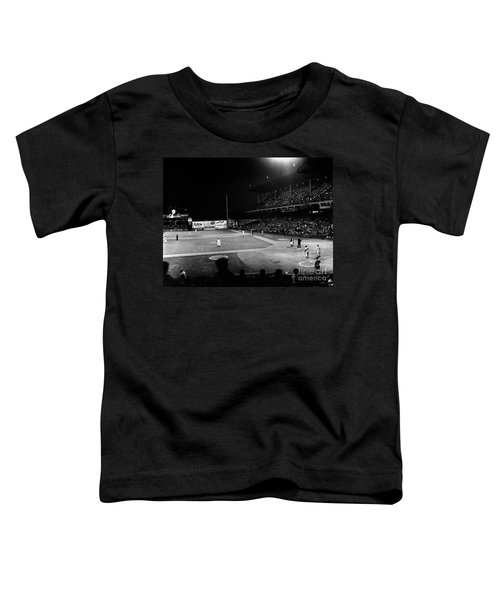 Ebbets Field, 1957 Toddler T-Shirt