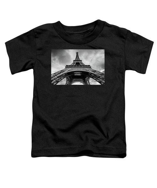 Eiffel Tower 4 Toddler T-Shirt