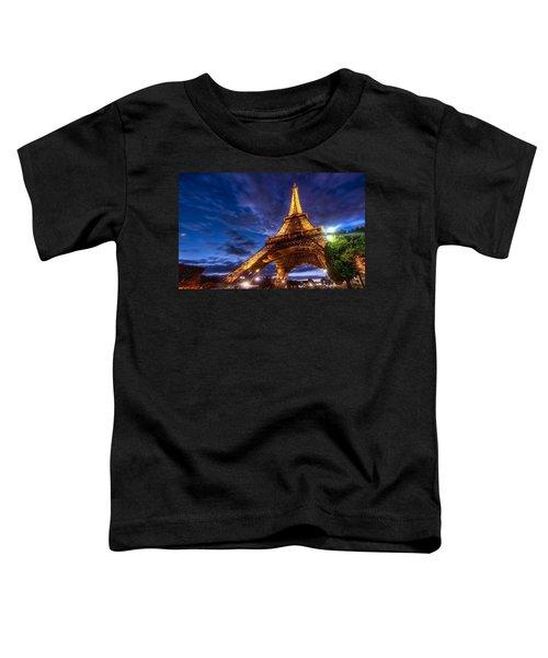 Eiffel Tower Toddler T-Shirt