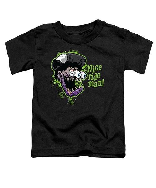 El Freak-o Toddler T-Shirt