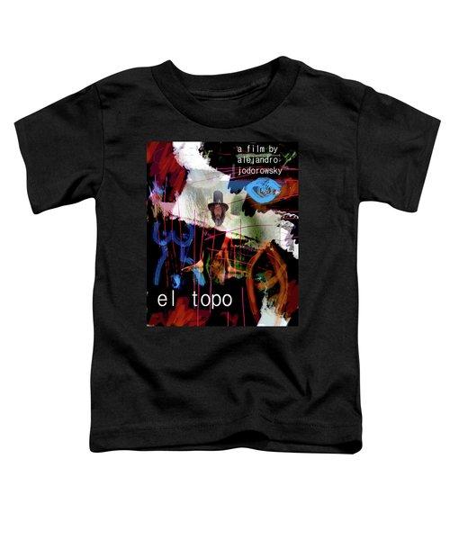 El Topo Film Poster  Toddler T-Shirt