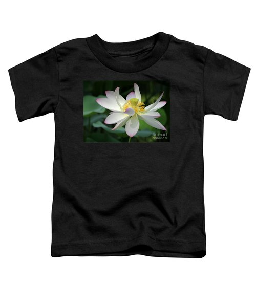 Elegant Lotus Toddler T-Shirt