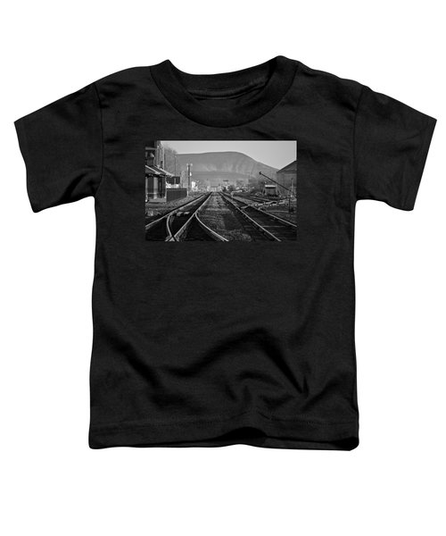 Ellensburg Station Toddler T-Shirt
