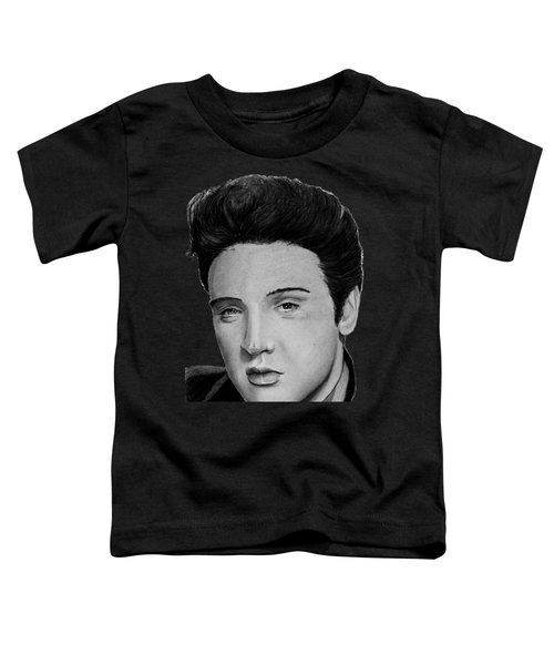 Elvis A Presley Toddler T-Shirt