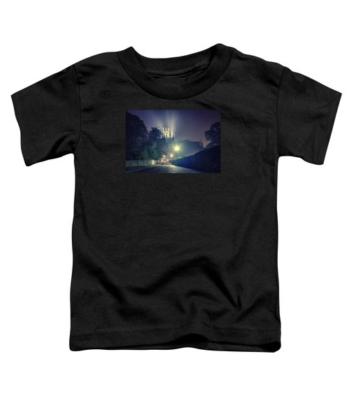 Ely Cathedral - Night Toddler T-Shirt