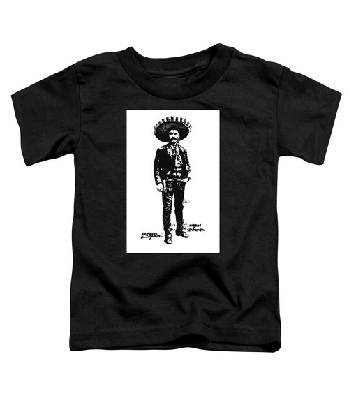 Emiliano Zapata Toddler T-Shirt