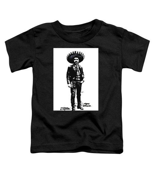 Emiliano Zapata Toddler T-Shirt